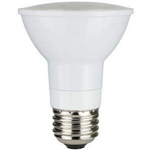 Sunlite 80009-SU PAR20/LED/7.5W/FL40/DIM/ES/30K LED Flood Lamp