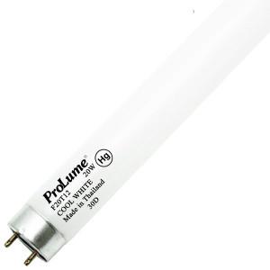 ProLume Cool White F20T12 CW 20W Fluorescent Linear Tube Halco
