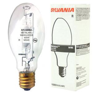 Sylvania M400/U/ED28 64034 400W Metalarc M59/E Hg R Metal Halide