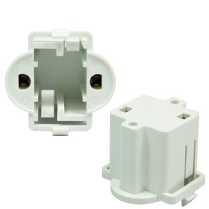 Edwin Gaynor 1185-13-VS CFL Vertical Snap Mount GX23 13W Socket