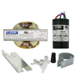 Keystone HPS-50R-1-KIT 50W S68 High Pressure Sodium Ballast Kit