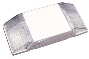 TCP 10.8 Watt White Polycarbonate Emergency Light 21760
