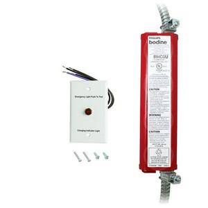 Philips Bodine B94CGU Emergency Lighting Equipment CFL Ballast