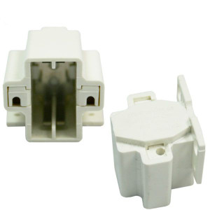 Edwin Gaynor S-13-HOR CFL Screw Horizontal Mount 13W Socket