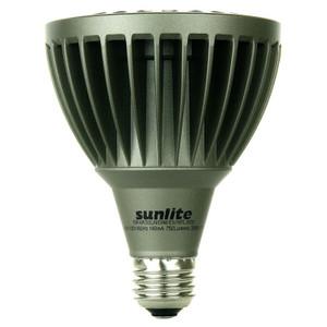 Sunlite 80384-SU PAR30/LED/15W/FL40/DIM/ES/830 LED Flood Lamp