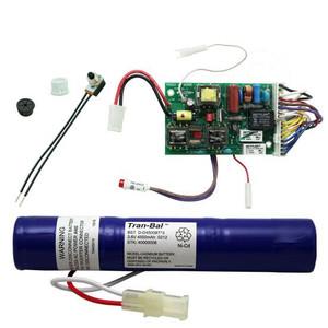 Philips Bodine CF94GU CFL Emergency Ballast Retrofit