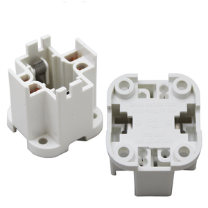 Edwin Gaynor 285-QX G24q-3/GX24q-3 26/42 Watt CFL 4 Hole Socket