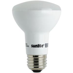Sunlite 80036-SU BR20/LED/8W/D/E/27K LED Flood Lamp