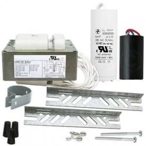 Value 71A8271 250W S50 HPS HID Replacement Ballast Kit Quad Tap