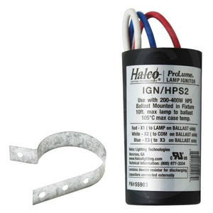 Halco ProLume IGN/HPS2 55903 200-400W HPS LU Lamp Ignitor