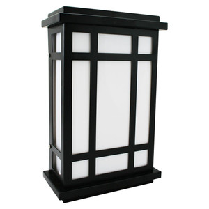 Outdoor ADA 2 Light Wall Sconce LED Compatible