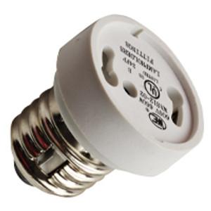 Halco 91001 ADP/E26/GU24 Locking Adapter