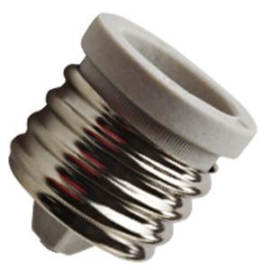 Halco 91002 ADP/E39/E26 Porcelain Adapter