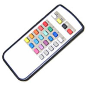 Halco 80649 RGB/REMOTE Remote Control for PAR RGB