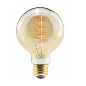 Halco 85079 Brand G25AMB6ANT/822/CF/LED2 6.5W LED 2000K