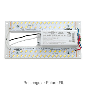 "Keystone KT-RKIT-HCP-8-1150-840-FDIM/G2 8"" Rectangular Kit"