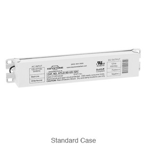 Keystone KTLD-24-UV-24V-AK1 24W Constant Voltage LED Driver