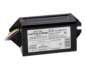 Keystone KTAT-70-480-277 Step Down Auto-Transformer
