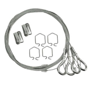TCP YTGHANGER 15 ft Adjustable Aircraft Toggle Cable Hanging Kit
