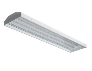 Sunset Lighting F9966-30-1 White 160 Watts White Acrylic Lens 4 Foot LED High Bay