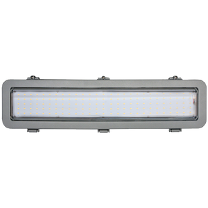 2ft Explosion Proof LED Linear Strip Hazard Location Light Fixture