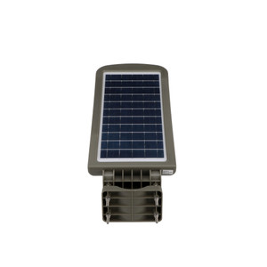 12W Solar Area Light With Motion Sensing and Timer