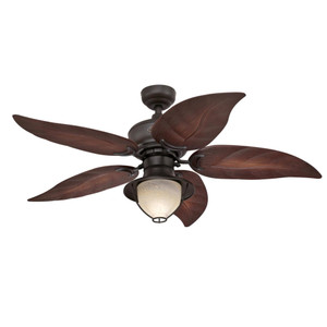 Westinghouse 7236200 Oasis 48-Inch Indoor/Outdoor Ceiling Fan with LED Light Fixture