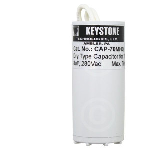 70W Metal Halide M98 280V Replacement Dry Film 8uF Capacitor