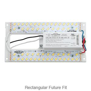 "Keystone KT-RKIT-HCP-8-650-840-FDIM/G2 8"" Rectangular Kit"