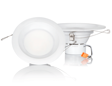 Sunset Lighting F9902-30-1-5K White 14.5 Watts LED Dimmable Retrofit Downlight