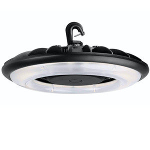 LED UFO High Bay Light Fixture with Emergency Battery Back Up