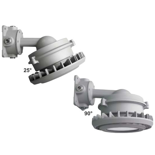Explosion Proof LED Wall Arm Mount Light for Hazardous Location