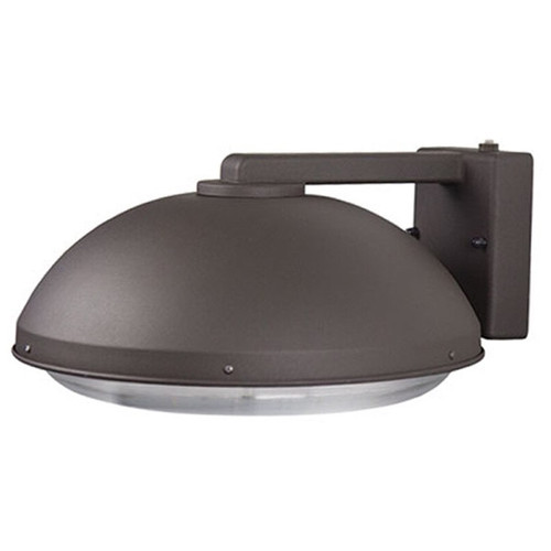 Commercial Outdoor Area LED Wall Downlight Fixture with Photocell