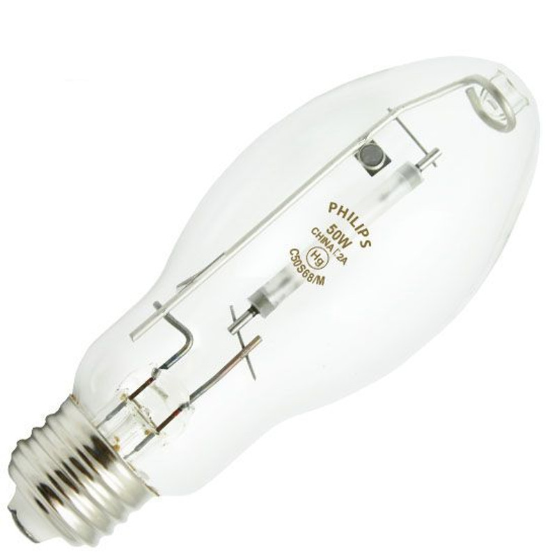 Philips 50W C50S68/M USA Hg S68 HPS Light Bulb   409805