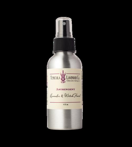 Temecula Lavender Co. Lavender and Witch Hazel Spray Astringent.