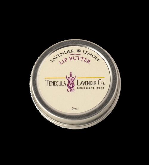 Temecula Lavender Co. Lip Butter - Lavender & Lemon