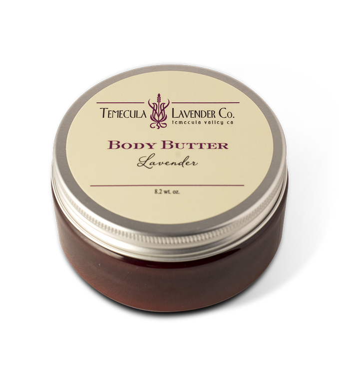 Temecula Lavender Co. Body Butter (Large size).