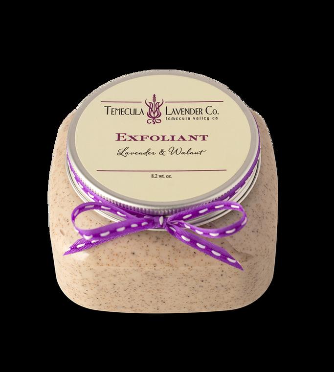 Temecula Lavender Co. Lavender & Walnut Exfoliant (8 oz.)