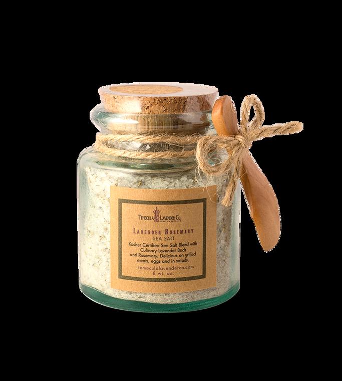 Temecula Lavender Co. Lavender Rosemary Sea Salt.