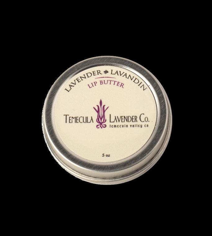 Temecula Lavender Co. Lip Butter - Lavandin