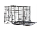 24 Inch Dog Crate Kennel Sliding Tray