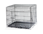 Dog Crate 41 Inch Kennel Collapsible Cage Extra Large