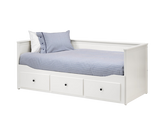 Ikea HEMNES Daybed Frame With 3 Drawers White
