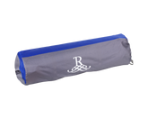 Self Inflating Double Air Mat  Blue