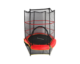 "55""  Mini Trampoline Safety Net  Red"