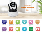 Sricam Indoor IP Security Camera 720P