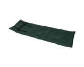 Self-Inflating Mat With Pillow Dark Green