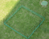 Poultry Chicken Netting Fence 21M