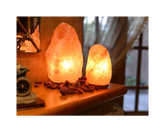 Himalayan Salt Lamp Crystal Rock 1-2KG
