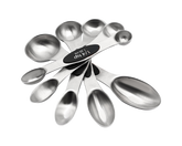 Stainless Steel Measuring Spoon 5pc Set